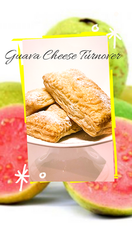 Guava Cheese Turnover