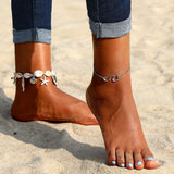 Wave Beach Anklets For Women