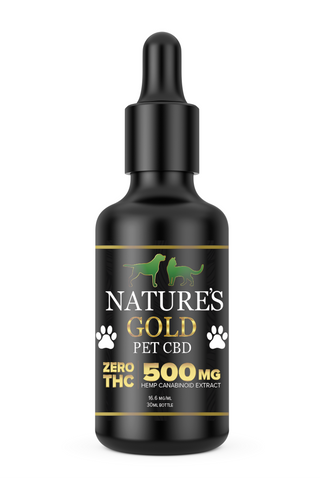 Nature's Gold 500 MG Pet Tincture