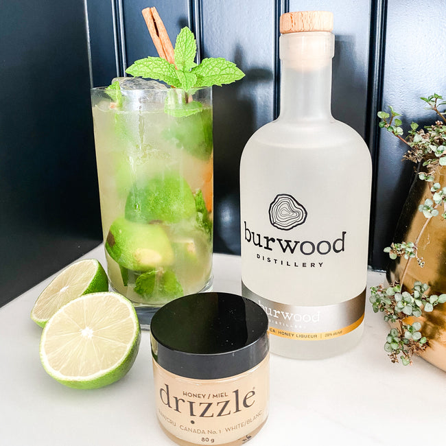 Burwood Medica Honey Liqueur - Pineapple Cinnamon Mojito