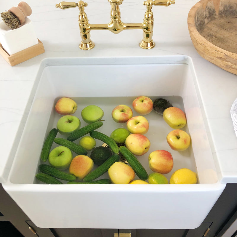 Fruit and Veggie Wash DIY