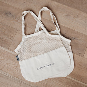 everyday reusable cotton bags