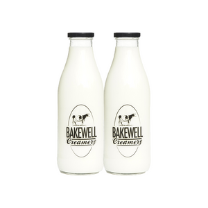 Bakewell Creamery - Raw Milk Delivery Subscription for 2 Litres