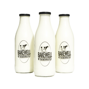 Bakewell Creamery - Raw Milk Subscription for 3 Litres