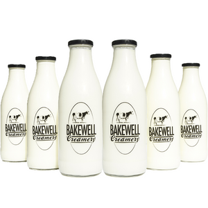 Bakewell Creamery Raw Milk Delivery Subscription for 6 Litres