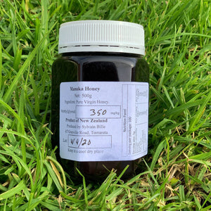 Manuka Honey 500gm - +350 mgo
