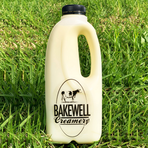 Raw Milk 1L Plastic Bottle
