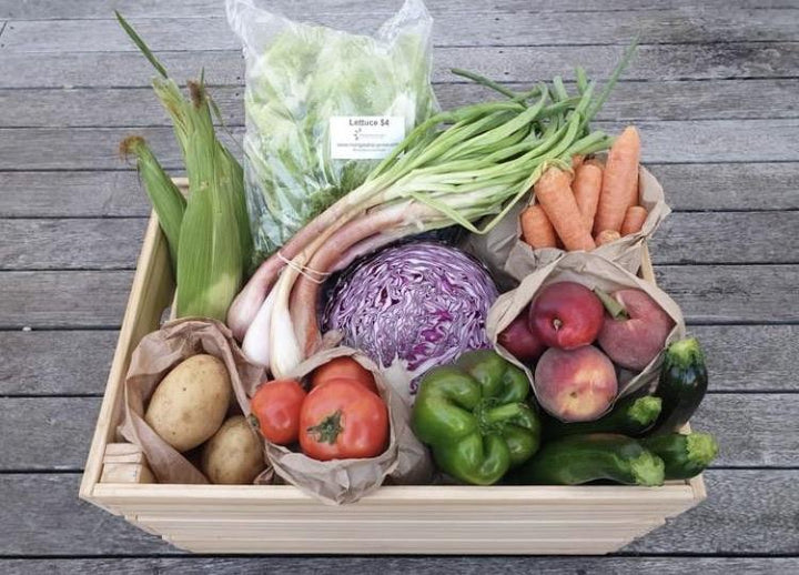 Fresh Seasonal Box