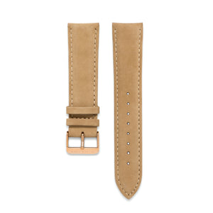 Cream Leather Strap