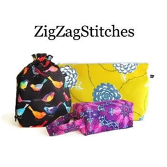 Shop for ZigZag Stitches at The Needle Emporium