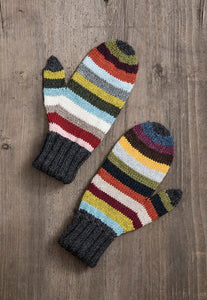 21 Color Mitts