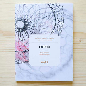 Field Guide No. 15: Open