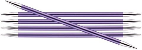 "Zing Double Pointed 8"" Length"