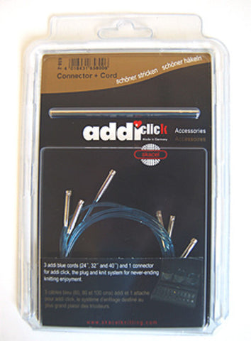 Addi Click Turbo Cord - 3 Pack