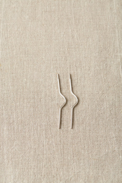 Curved Cable Needle