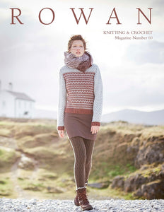 Rowan Knitting & Crochet Magazine 60