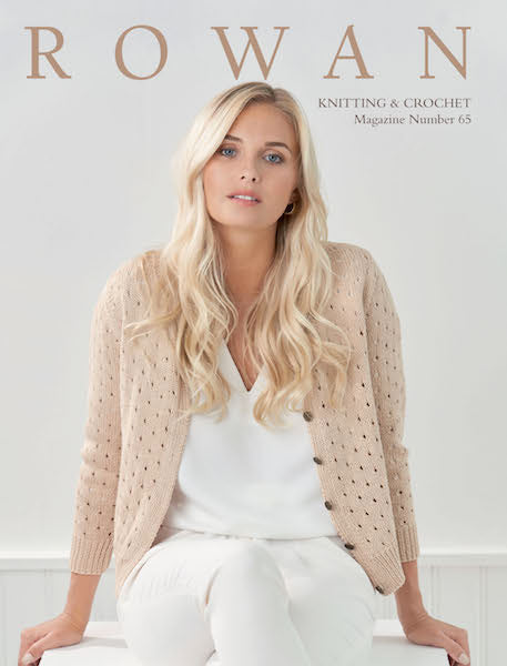 Rowan Knitting & Crochet Magazine 65