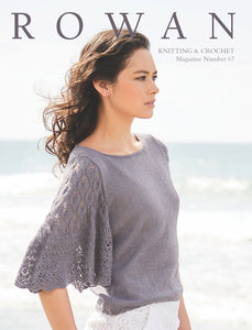 Rowan Knitting & Crochet Magazine 67