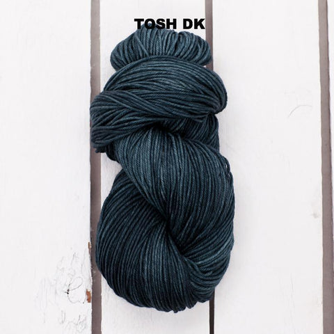 Tosh DK Discountinued Colours on Sale