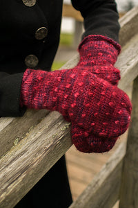 Luxe Thrum Mitts