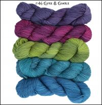 Cheshire Cat Mini Skein Kits