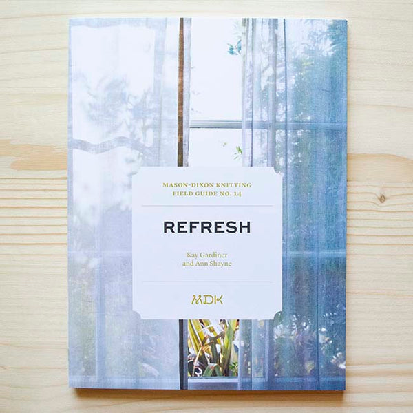 Field Guide No. 14: Refresh