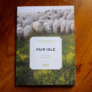 Field Guide No. 2 Fair Isle