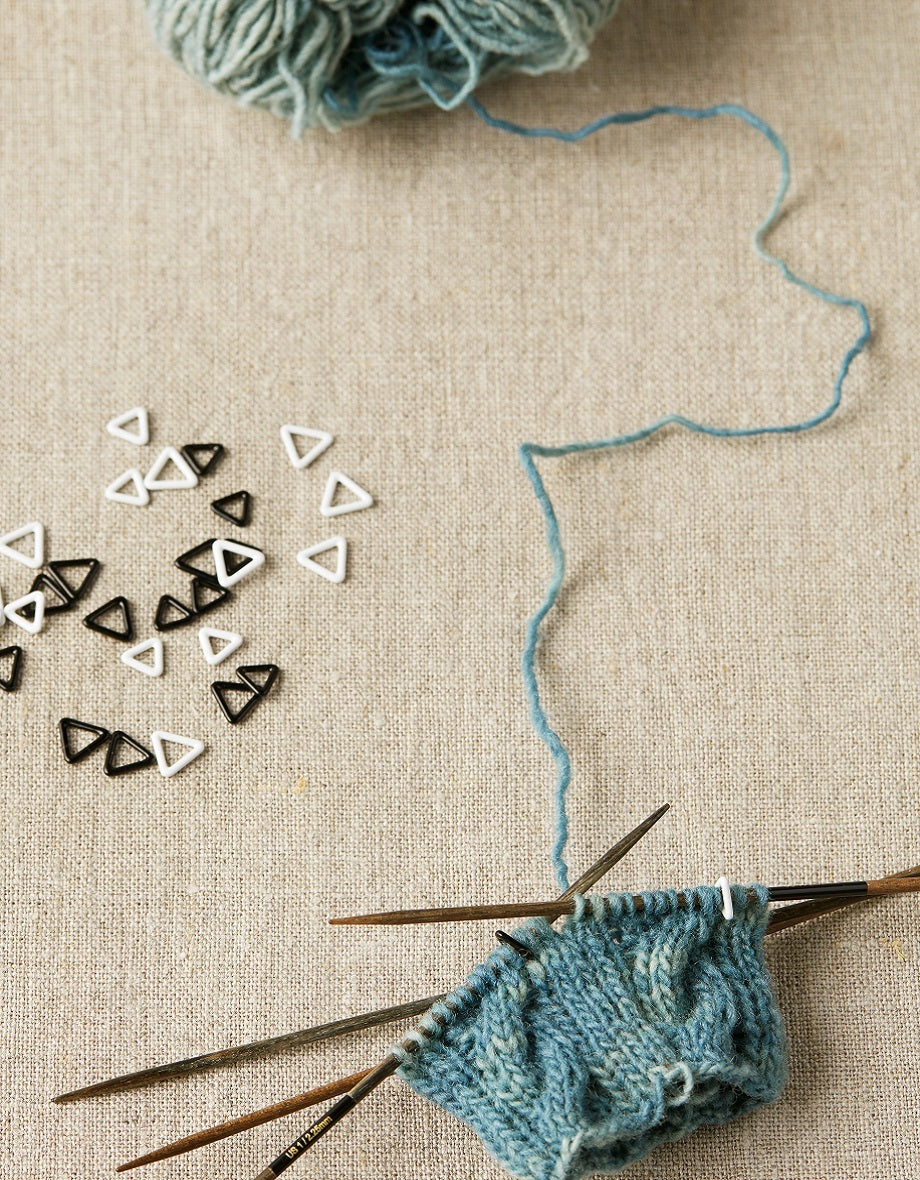 Triangle Stitch Markers - Extra Small