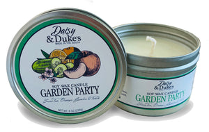 Garden Party Soy Candle