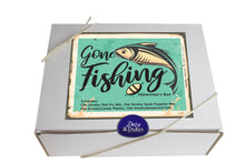 Load image into Gallery viewer, Gone Fishing Gift Box