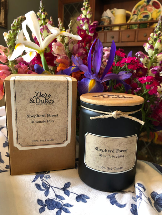 Signal Mountain Neighborhood Candles (custom)