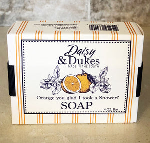 Daisy & Dukes Goat Bar Soap