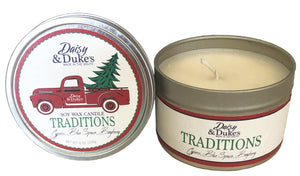 Christmas Traditions Candle