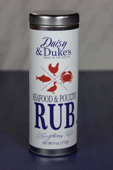 Seafood & Poultry Rub