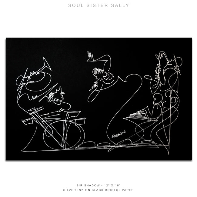 SOUL SISTER SALLY - Band - 12
