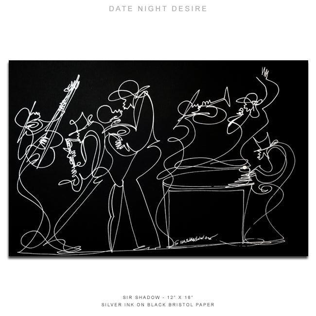 DATE NIGHT DESIRE - Lovers / Band - 12