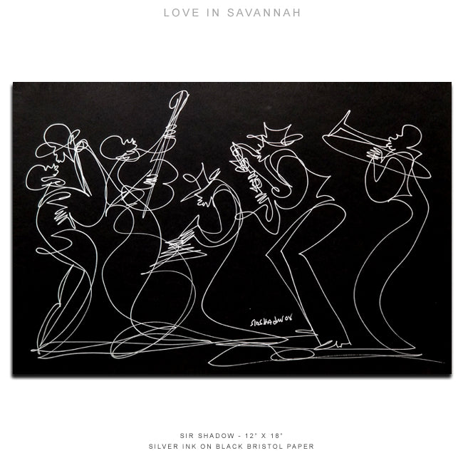 LOVE IN SAVANNAH - Lovers / Band - 12