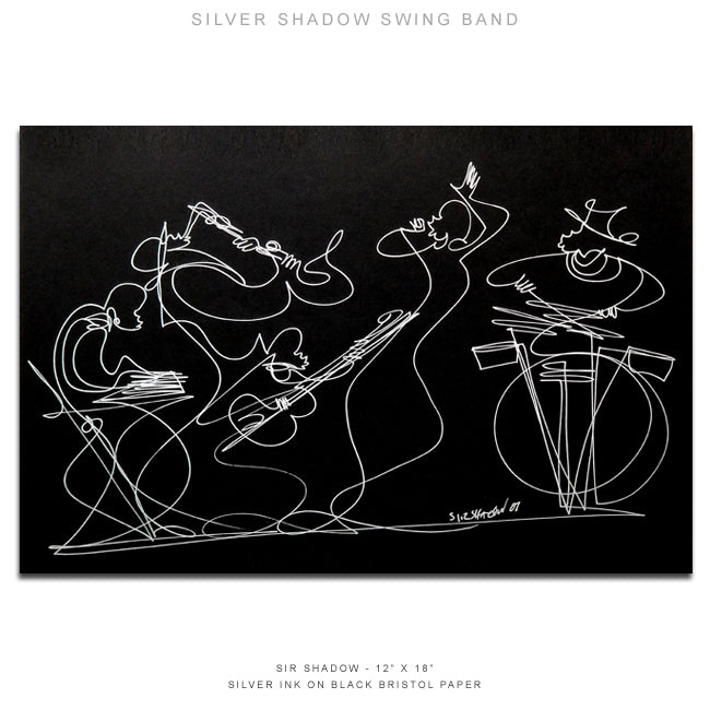 SILVER SHADOW SWING BAND - Band - 12