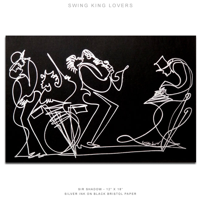 SWING KING LOVERS - Band - 12