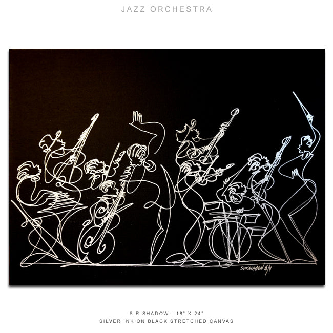 JAZZ ORCHESTRA - Band- 18