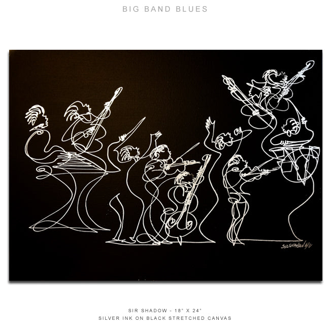 BIG BAND BLUES - Band- 18