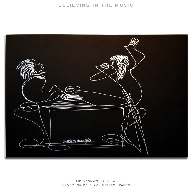 BELIEVING THE MUSIC - Grand Piano - 9