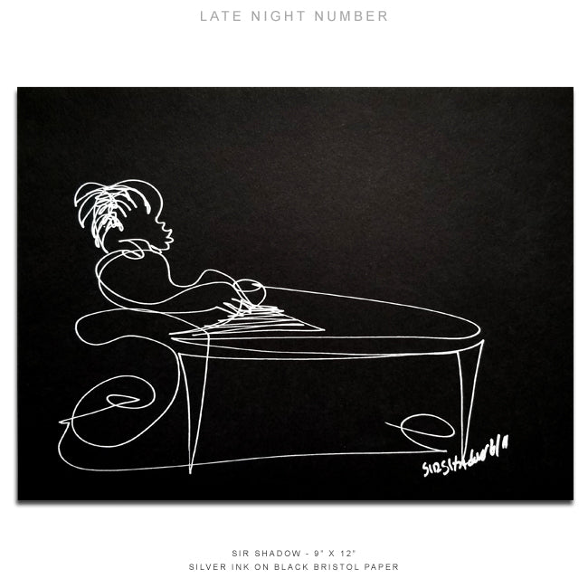LATE NIGHT NUMBER - Grand Piano - 9