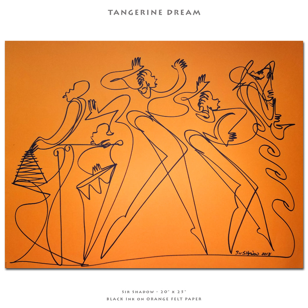 TANGERINE DREAM - Band - 20