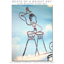 Load image into Gallery viewer, BEATS OF A BRIGHT SKY - Drummers - Original Painting