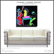 Load image into Gallery viewer, STARRY STARRY NIGHT - Band - Original Painting