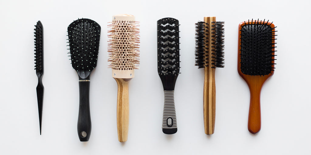 It All Begins with the Right Hair Brush
