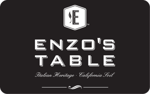 ENZO'S TABLE E-Gift Card