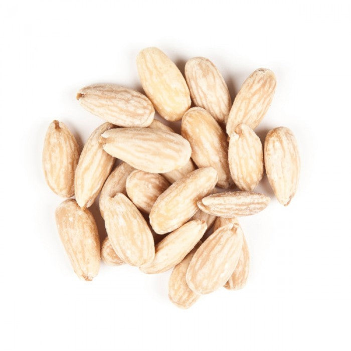 Almonds - Blanched / Whole - Roasted & Salted
