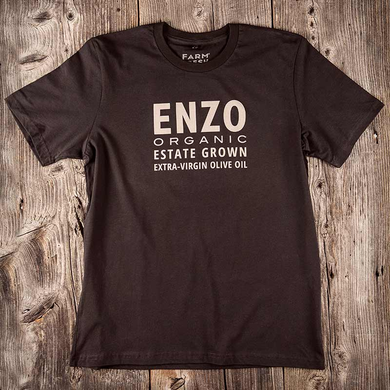 Enzo Olive Oil T-Shirt